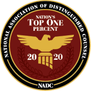 National Association of Distinguished Counsel 20